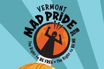 Vermont Mad Pride 2018